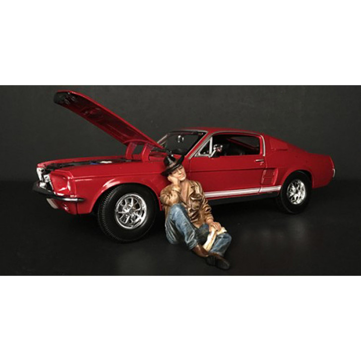 1:24 The Western Style IV 1:24 Scale Main Image