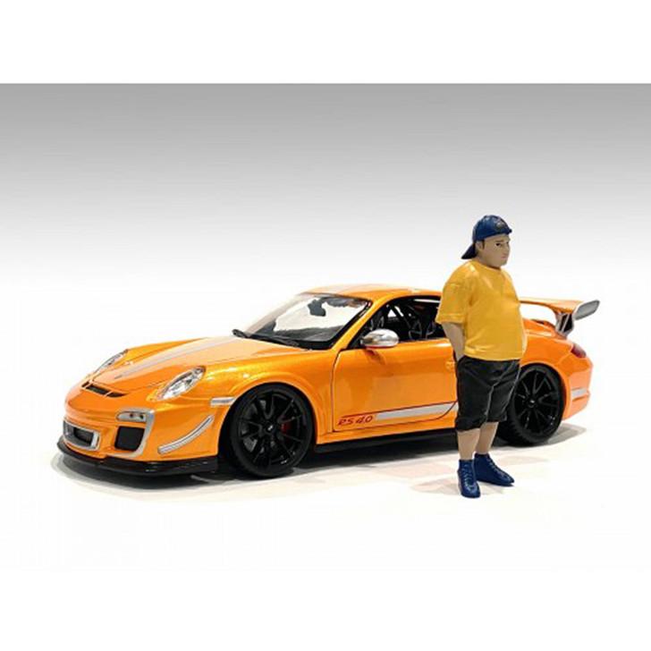 1:24 Car Meet 1 - Figure II 1:24 Scale Main Image