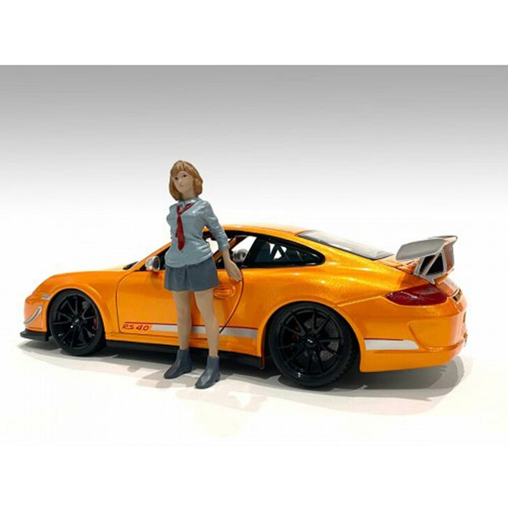 1:24 Car Meet 1 - Figure V 1:24 Scale Main Image
