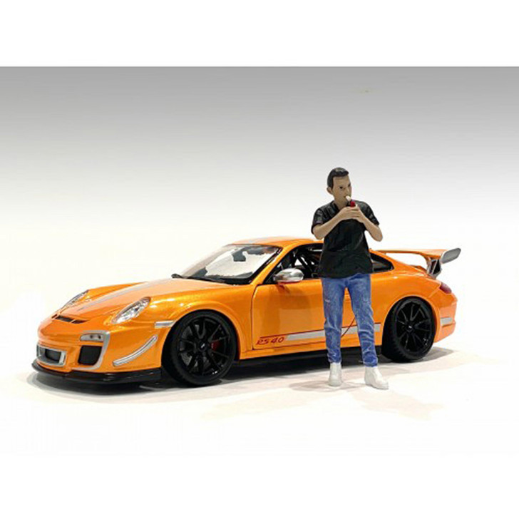 1:24 Car Meet 1 - Figure VI 1:24 Scale Main Image