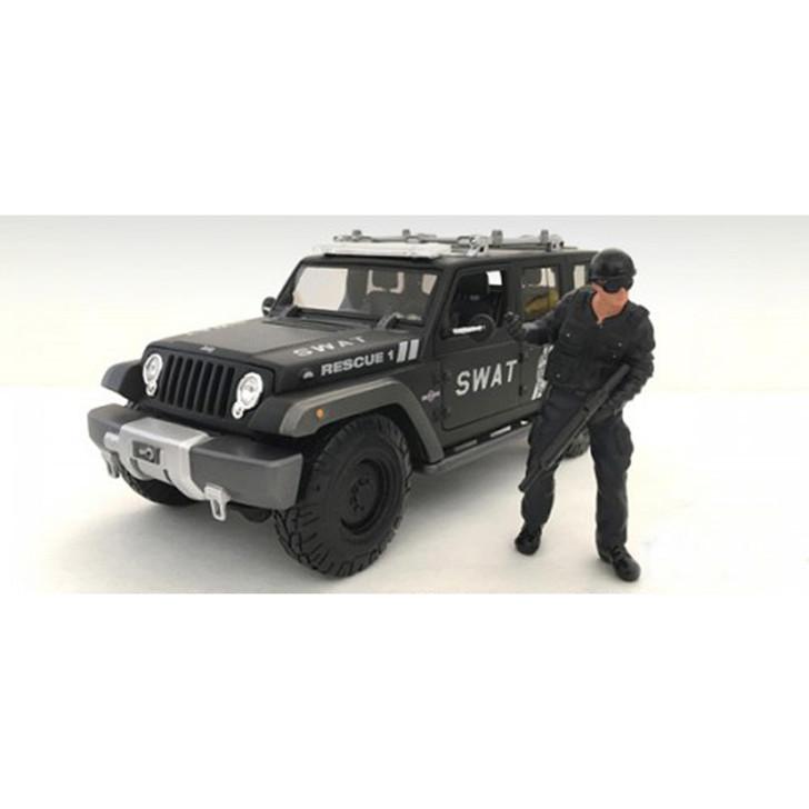 1:24 SWAT Team - Flash 1:24 Scale Main Image