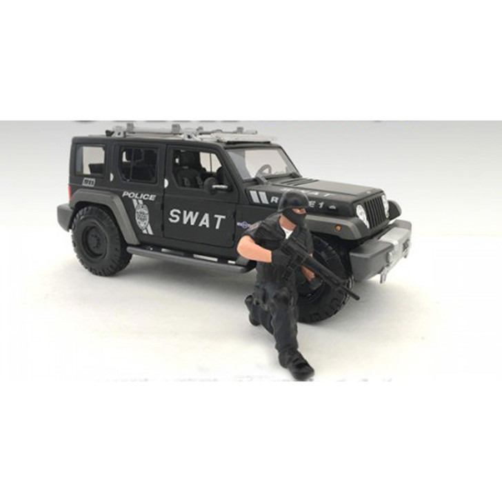 1:24 SWAT Team - Snip 1:24 Scale Main Image