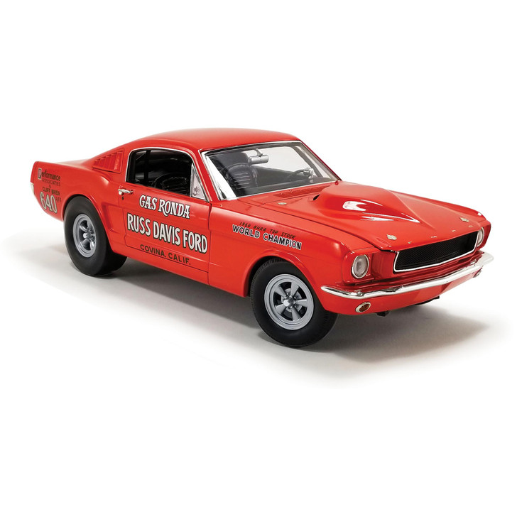 1965 Ford Mustang AF/X - Gas Ronda 1:18 Scale Main Image