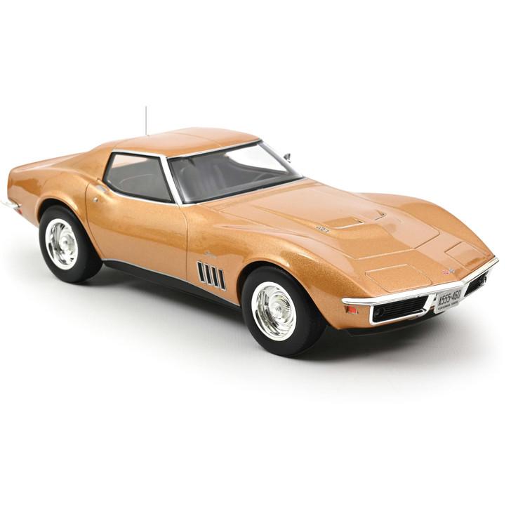 1969 Corvette Stingray Coupe 1:18 Scale Main Image