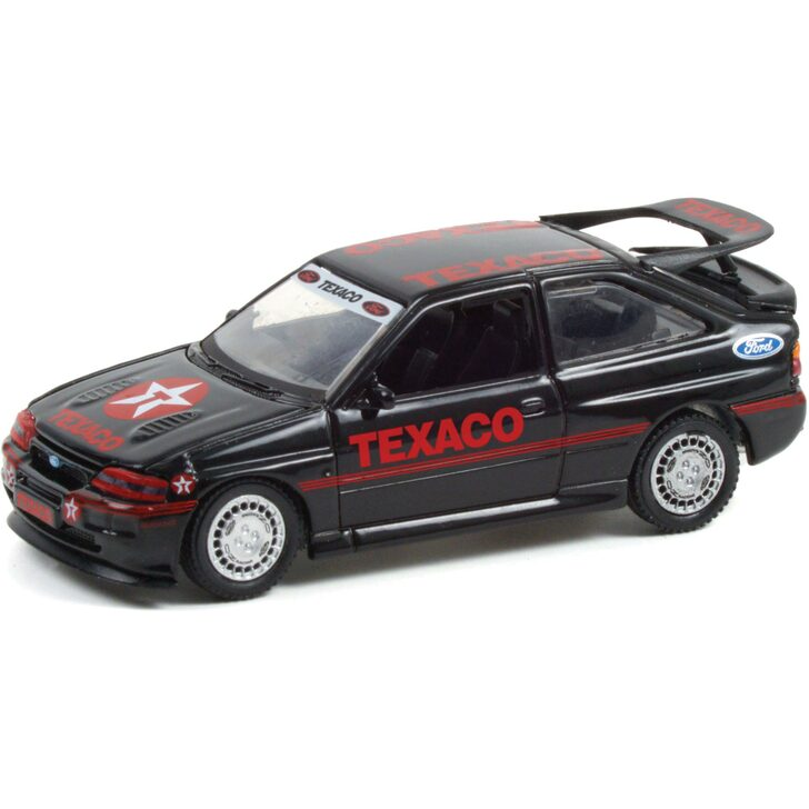 1995 Ford Escort RS Cosworth - Texaco 1:64 Scale Main Image
