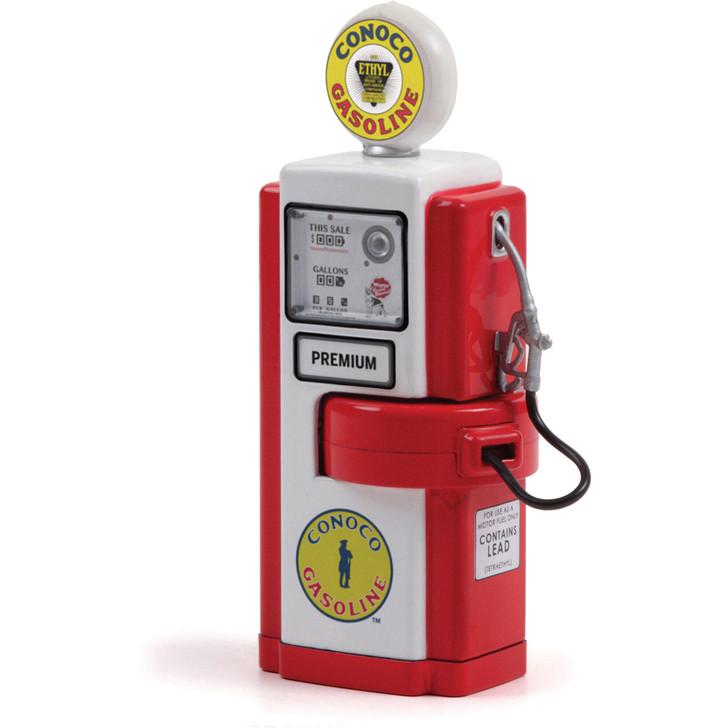 1948 Wayne 100-A Gas Pump Conoco Ethyl Gasoline 1:18 Scale Main Image