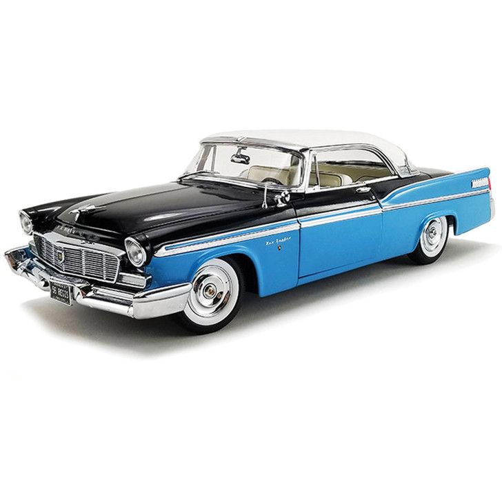 1956 Chrysler New Yorker St Regis - Sky Blue 1:18 Scale Main Image