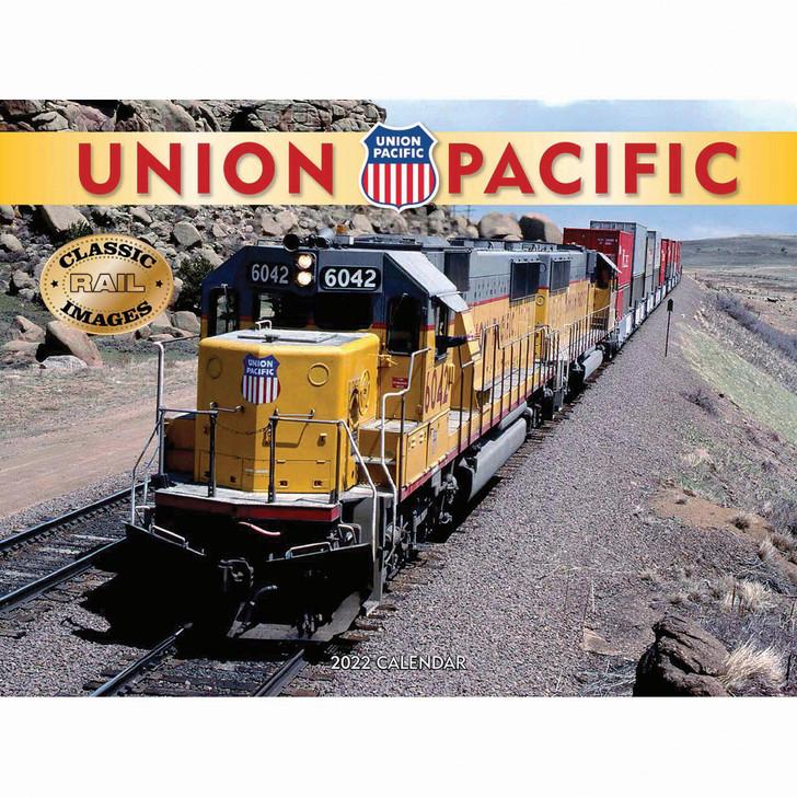 Union Pacific 2022 Calendar  Main Image