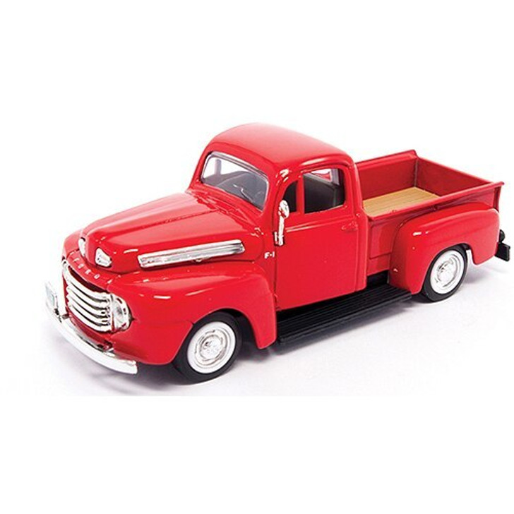 Road Signature 1948 Ford F-1 Pickup 143 Scale Diecast Model by Road Signature 19870NX 888693041216