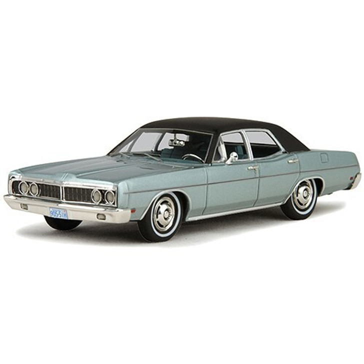 Goldvarg Collection 1970 Ford Galaxie - Diamond 143 Scale Diecast Model by Goldvarg Collection 18935NX 855812008016
