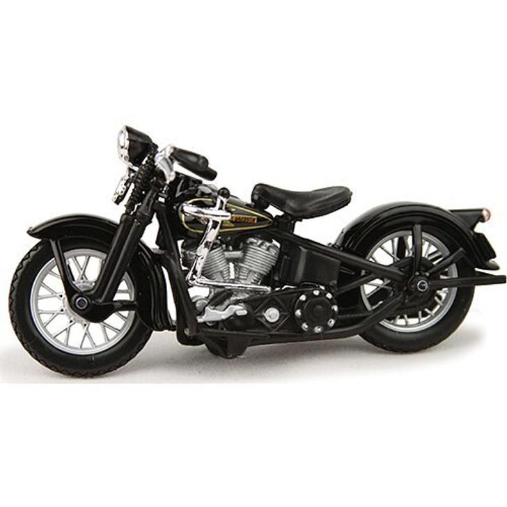 Maisto 1936 Harley-Davidson EL Knucklehead 124 Scale Diecast Model by Maisto 18646NX