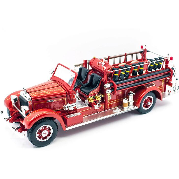 1935 Mack Type 75BX Fire Truck Main Image
