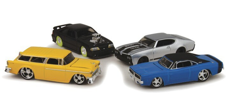 Maisto Muscle Hot Rods 164 Scale Diecast Model by Maisto 18818NX