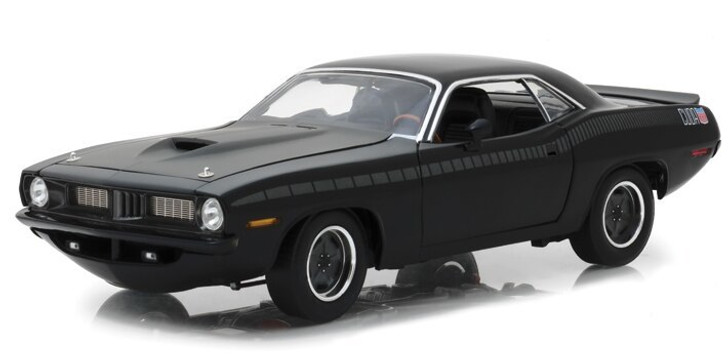 Highway 61 1970 Fast and Furious Custom Cuda 118 Scale Diecast Model by Highway 61 17116NX