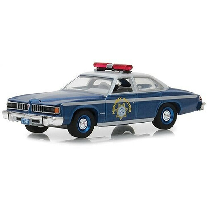Greenlight 1977 Pontiac LeMans Nevada Highway Patrol Car 164 Scale Diecast Model by Greenlight 19056NX
