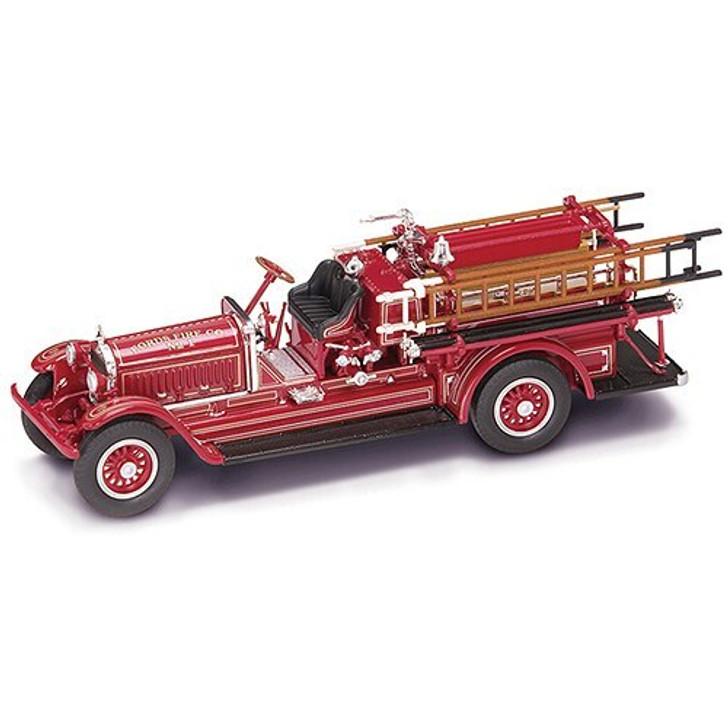 Road Signature 1924 Stutz Model C Fire Truck 143 Scale Diecast Model by Road Signature 15330NX 888693070612