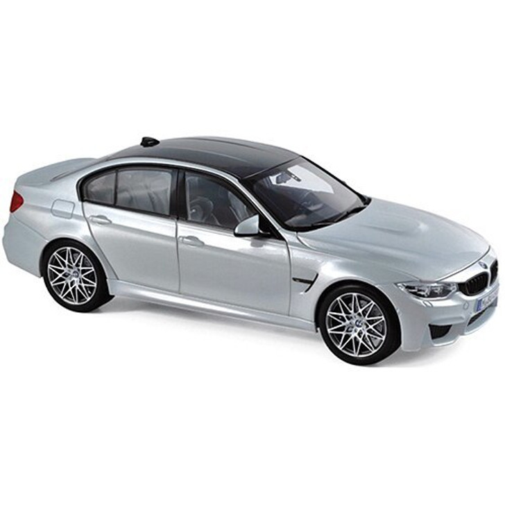 Norev 2017 BMW M3 Competition 118 Scale Diecast Model by Norev 18786NX