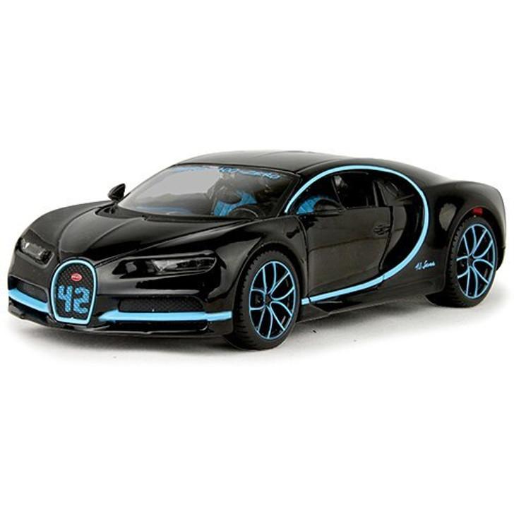 Maisto Bugatti Chiron Edition 42 Commemorative 124 Scale Diecast Model by Maisto 18642NX