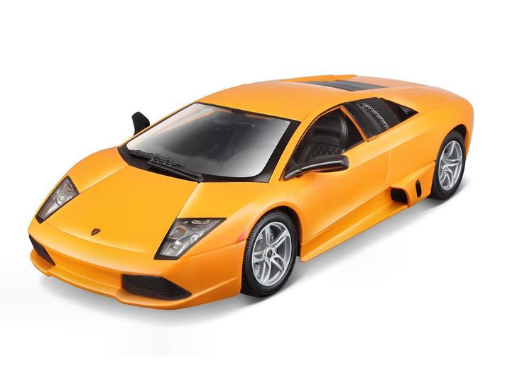Maisto 2007 Lamborghini Murcielago LP640 Orange 1/18 by Maisto 118 Scale Diecast Model by Maisto MA31148WOR