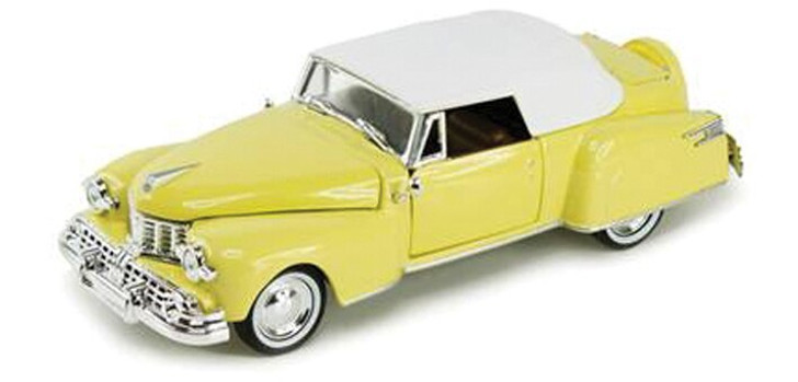 Arko Products LTD 1948 Lincoln Continental 132 Scale Diecast Model by Arko Products LTD 13400NX
