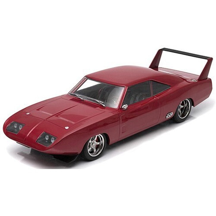 Greenlight Fast andamp; Furious 1969 Dodge Charger Daytona 118 Scale Diecast Model by Greenlight 14596NX