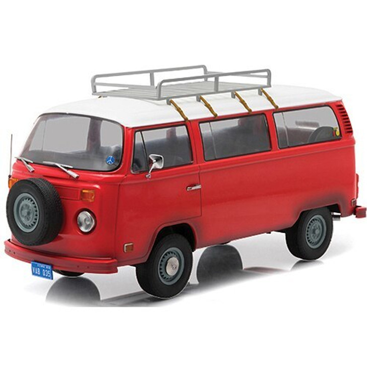 Greenlight FIELD OF DREAMS 1973 VW MICROBUS 118 Scale Diecast Model by Greenlight 15062NX 812982021016