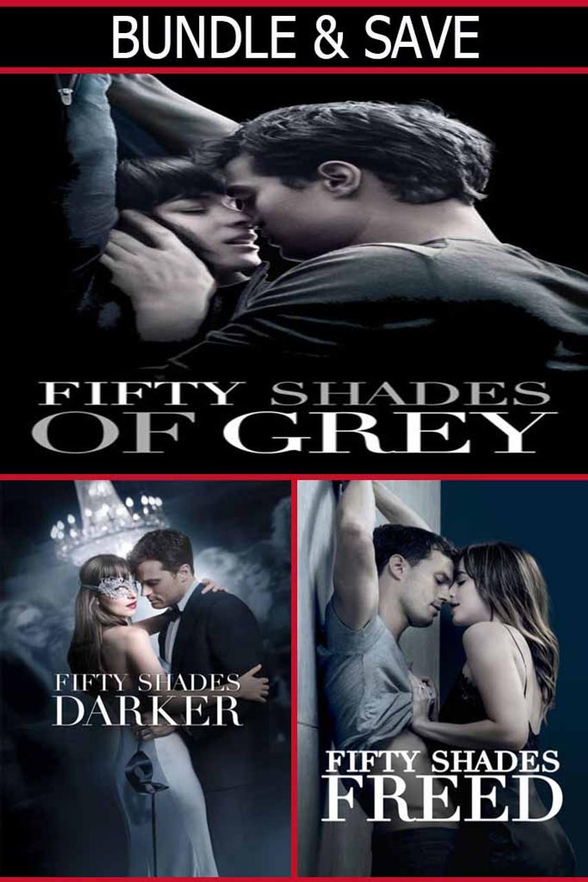 Fifty Shades 3 Movie Collection Bundle Vudu Hd Or Itunes Via Vudu