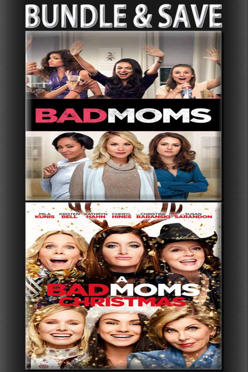 A Bad Moms Christmas Movie.Bad Moms A Bad Moms Christmas Bundle Itunes Hd