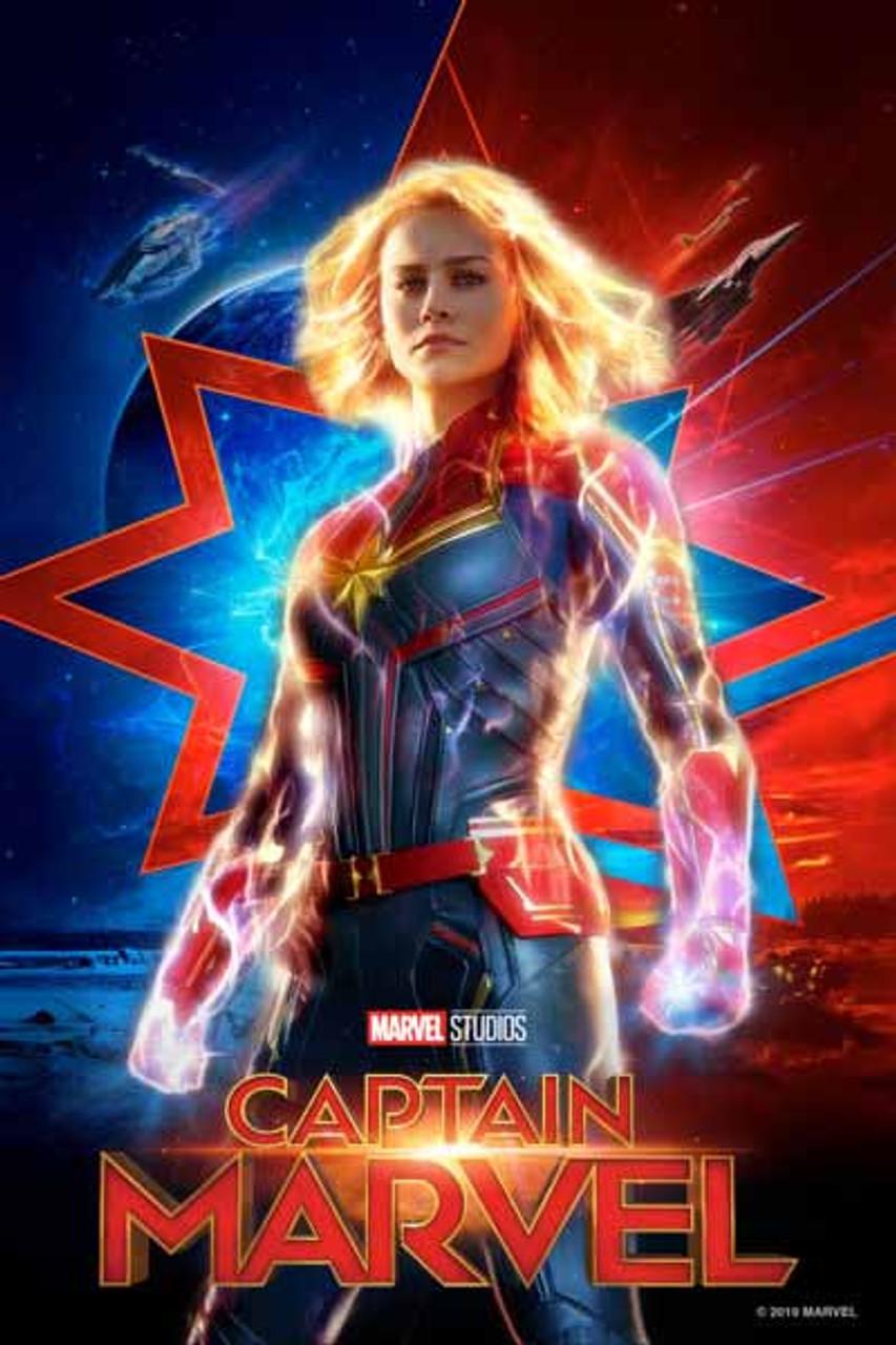 Captain Marvel [Movies Anywhere HD, Vudu HD or iTunes HD via Movies  Anywhere]