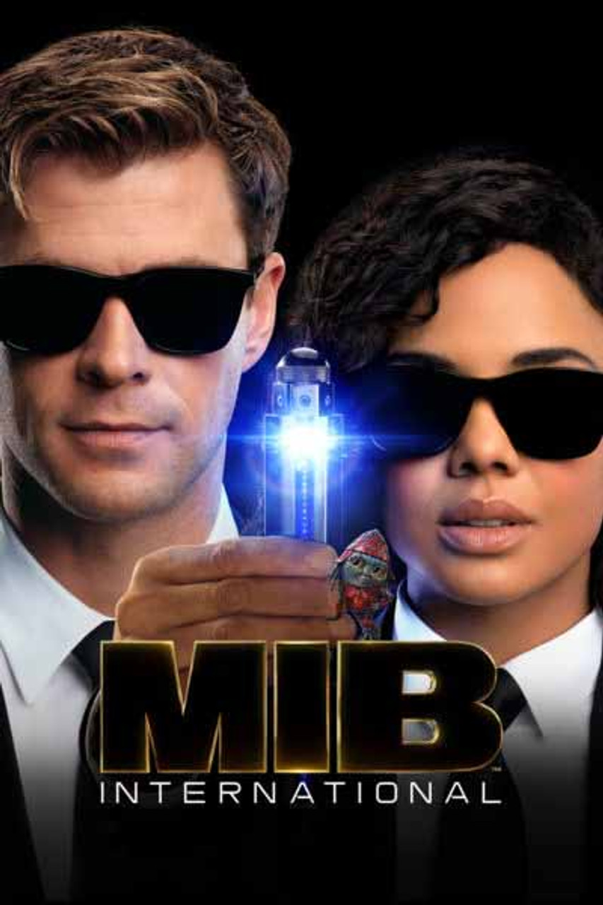 Men in Black: International [Movies Anywhere HD, Vudu HD or iTunes HD via  Movies Anywhere]