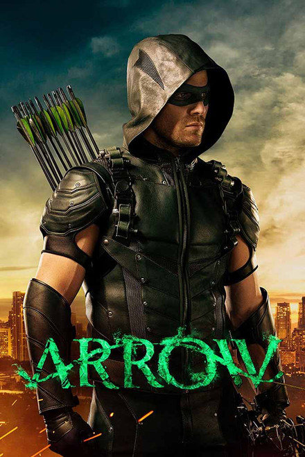 Arrow: The Complete Fourth Season