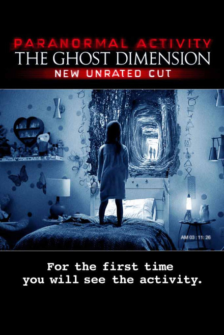 Paranormal Activity: The Ghost Dimension (New Unrated Cut)
