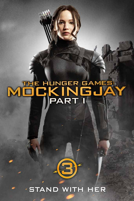 The Hunger Games: Mocking Jay Part 1