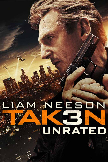 Taken 3 (Unrated)