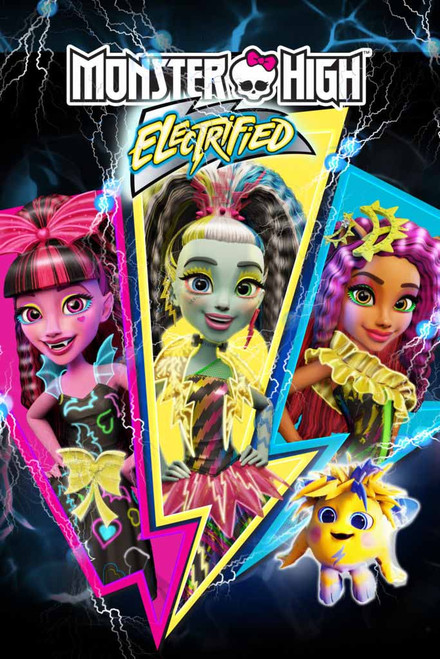 Monster High Electrified [iTunes HD]