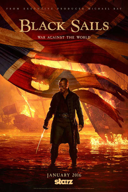 Black Sails The Complete Third Season [UltraViolet HD]