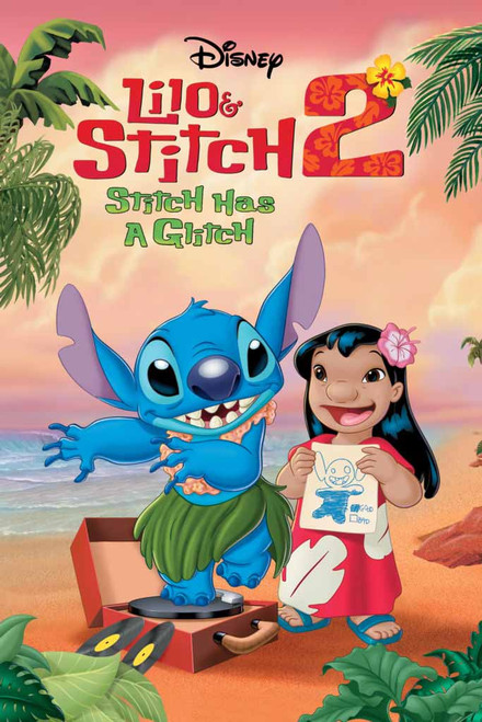 Lilo & Stitch: Stitch Has A Glitch