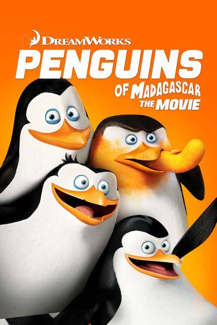Penguins of Madagascar, The Movie
