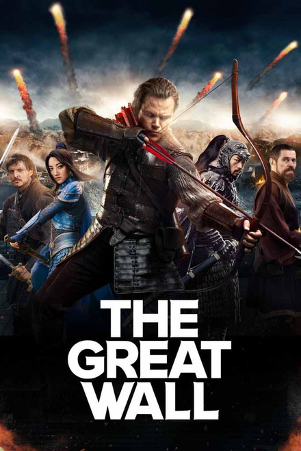 The Great Wall [Movies Anywhere 4K, Vudu 4K or iTunes 4K via Movies Anywhere]