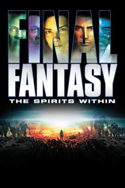 Final Fantasy The Spirits Within