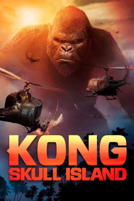 Kong: Skull Island 4K