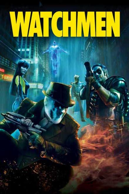 Watchmen The Ultimate Cut