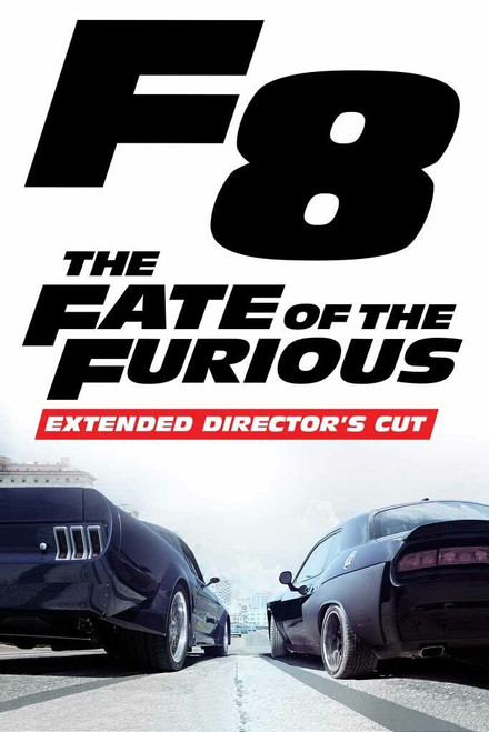 The Fate Of The Furious Extended Edition [Vudu HD or Movies Anywhere HD  via Vudu]