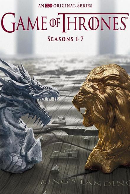 Game Of Thrones Seasons 1 - 7