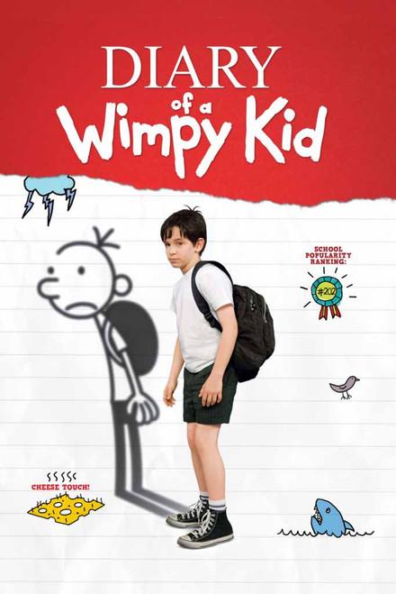 Diary Of A Whimpy Kid [Movies Anywhere HD, Vudu HD or iTunes HD via Movies Anywhere]