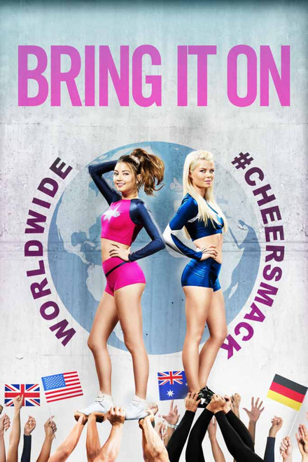 Bring It On: Worldwide #Cheersmack