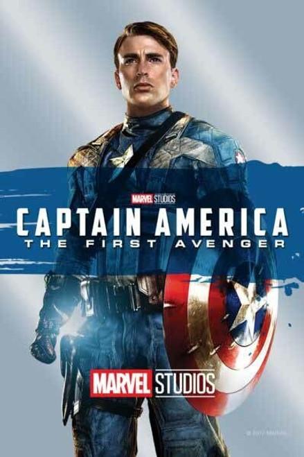 Captain American The First Avenger