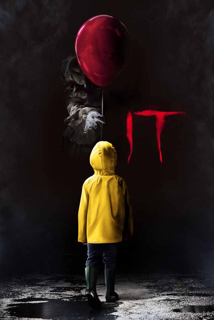 It 2017 [UltraViolet HD or iTunes via Movies Anywhere]