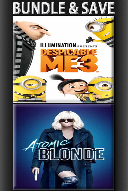 Atomic Blond + Despicable Me 3