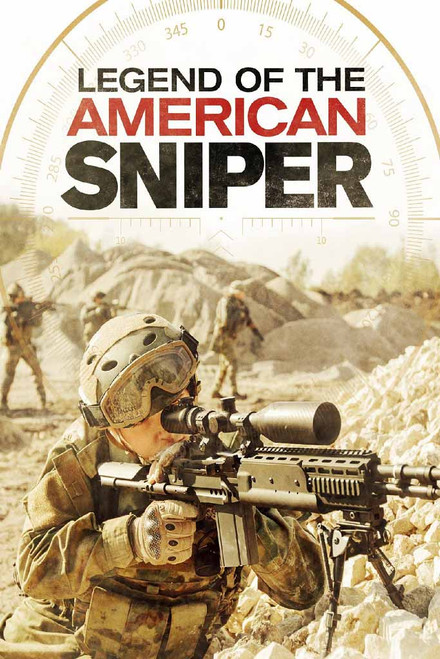 Legend Of The American Sniper